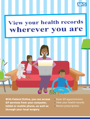 Online - View your records